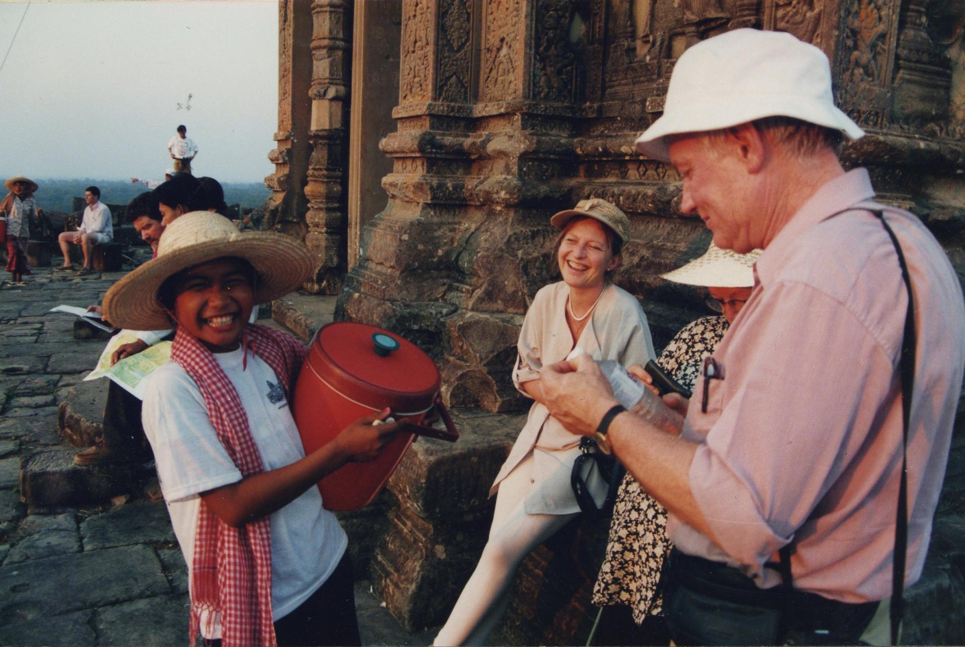 Angkor roland coignard fevrier 1996