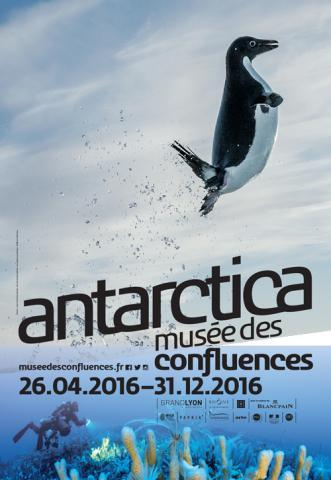Antarctica affiche 500