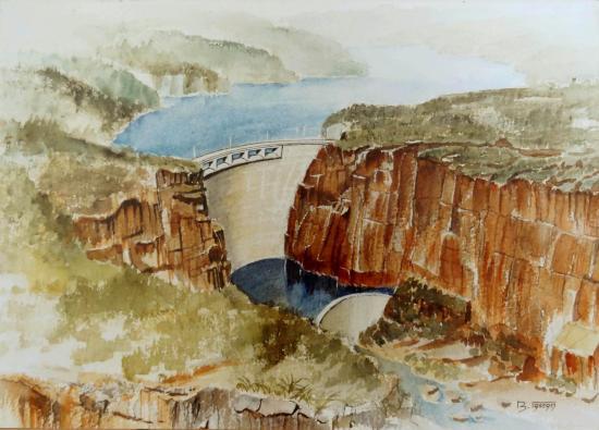 Barrage de turkwell