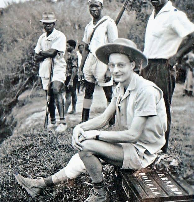 Bernard simon cameroun 1957