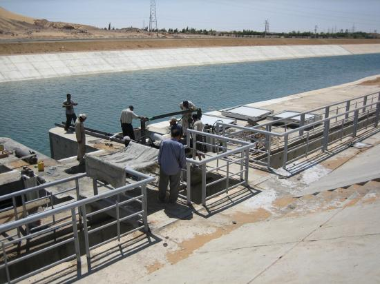 Canal cheik zayed 1
