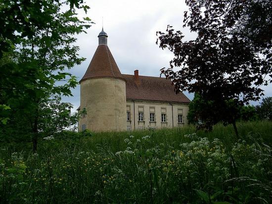 Chateau de salles st germain de salles