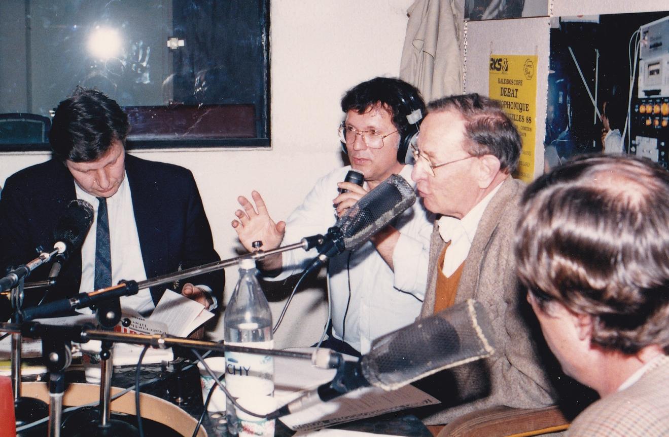 Claude kaufmann a radio kaleidoscope