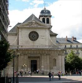 Eglise saint louis grenoble