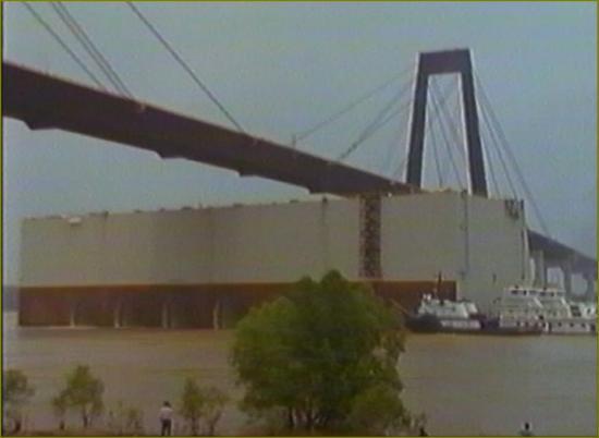 Film 3 le titre 19 passage sous le pont