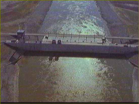 Film 3 le titre 25 le barrage termine