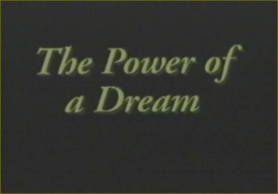 Film 4 titre 1 the power of a dream