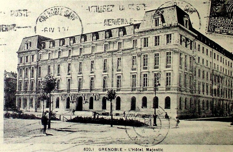 Hotel majestic grenoble