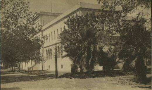 Institut agricole d algerie
