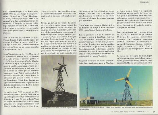 Le monde des moulins n 63 janvier 2018 page 25 lvadot