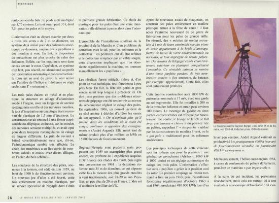 Le monde des moulins n 63 janvier 2018 page 26 lvadot