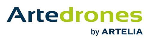 Logo artedrones by artelia2