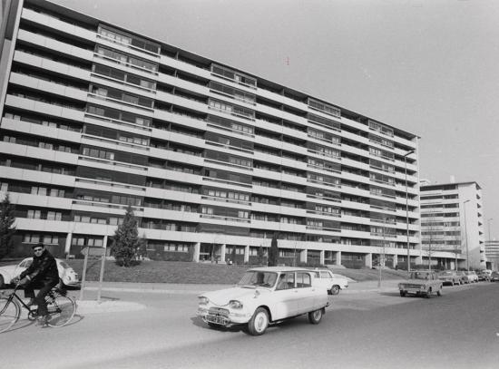 Malherbe batiment 1964