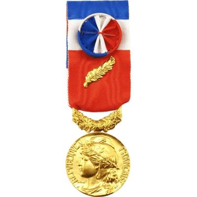 Medaille d honneur du travail 35 ans