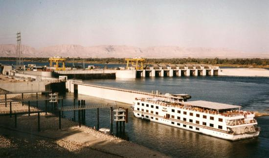 New esna barrage 1994