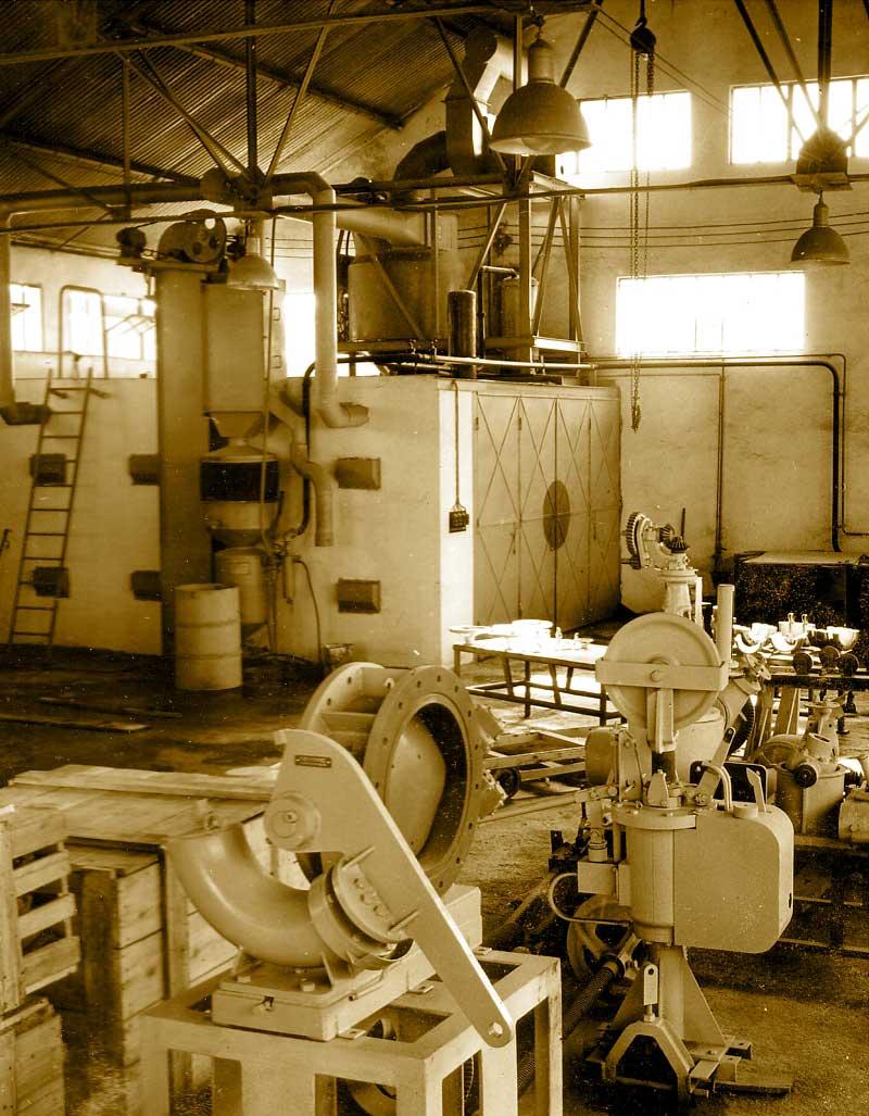 Neyrpic 21 atelier de traitement de surface et de sablage bb 1