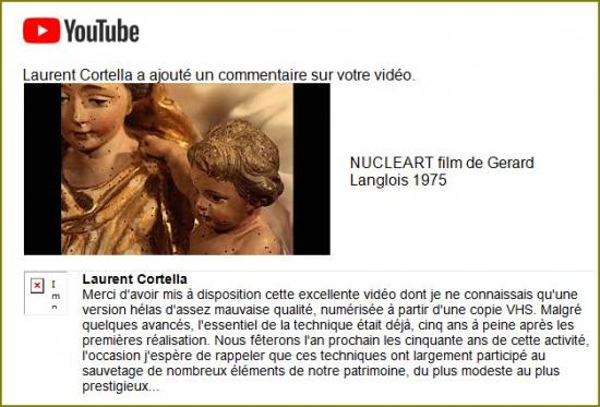 Nucleart commentaire cortella