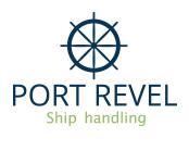 Port revel logo