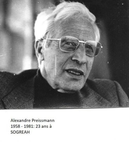 Preissmann alexandre
