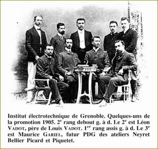 Promotion 1905 vadot