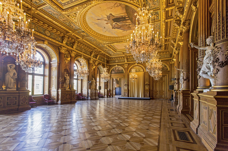 Salon mairie paris